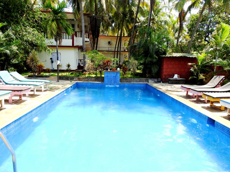 holiday homes in north goa