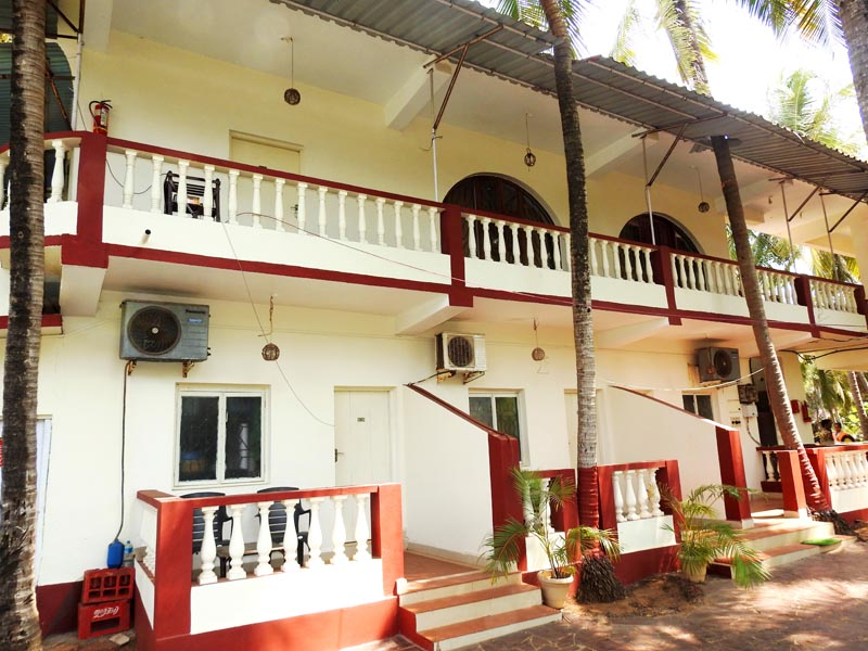 beach holiday homes in Goa