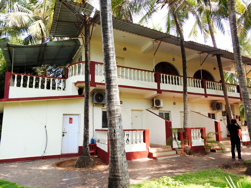 beach holiday homes in north goa
